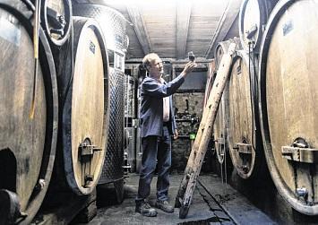 Der Chardonnay braucht den Regisseur