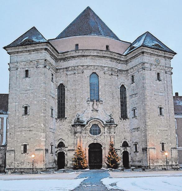 Weihnachtsdorf im Kloster