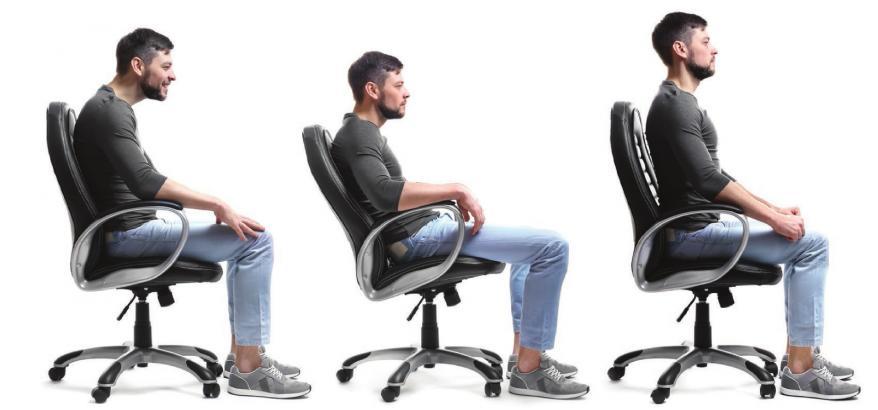 Wenn Sitzen krank macht