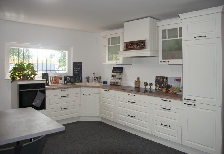 Küche 2004 in neuem Domizil