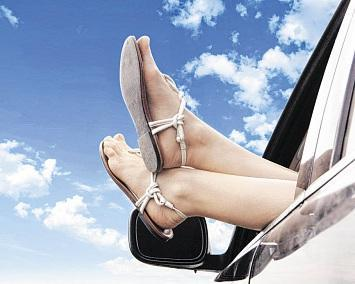 Sind Flip-Flops erlaubt?