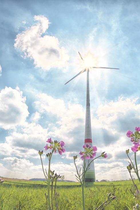 Im Fokus: Spitzentechnologie und neue Windenergielösungen