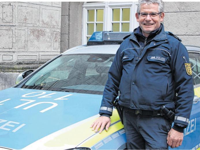 Die Ulmer Polizei ist auch an Weihnachten im Einsatz