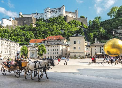 Salzburg entdecken