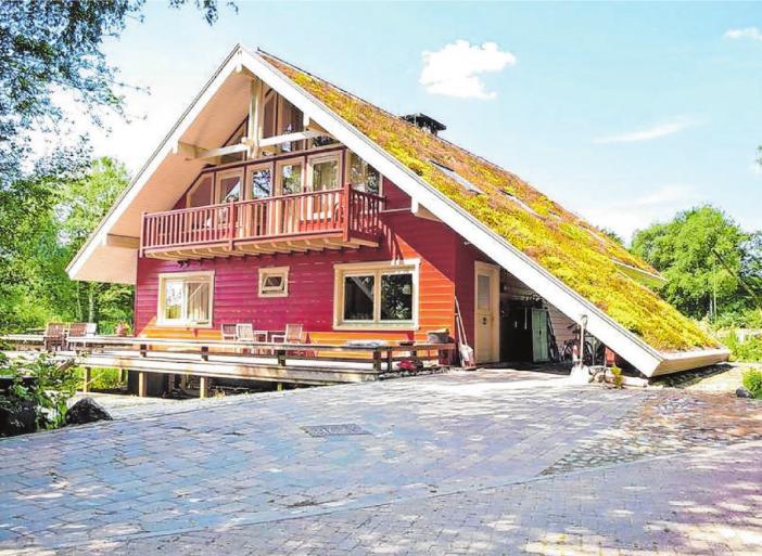 Natur aufs Dach