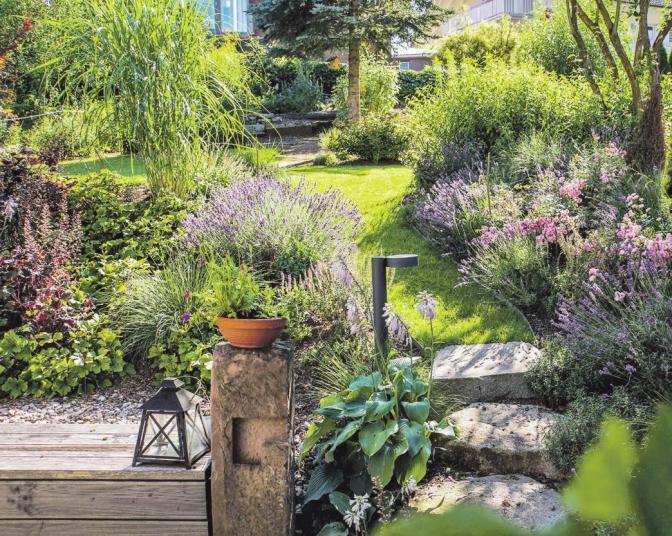 Die Planung Macht Den Meister Im Garten Neues Aus Peine Und