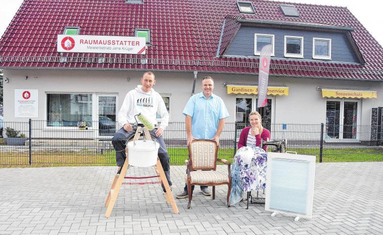 """""""Wir schaffen Wohnbehagen"""""""