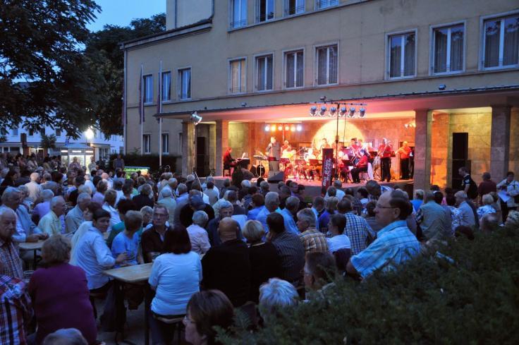 Big Band Wolfen live erleben