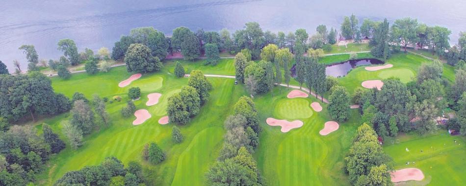 Golf-Eden am Lago Maggiore