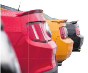 Auch Carsharing setzt auf E-Mobilität