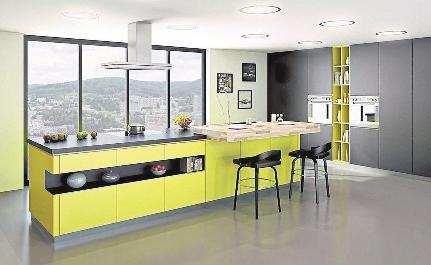 Alte Küche, neuer Look