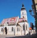 Kroatiens charmante Hauptstadt