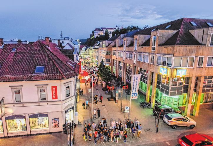 Einkaufserlebnis Heidenheim