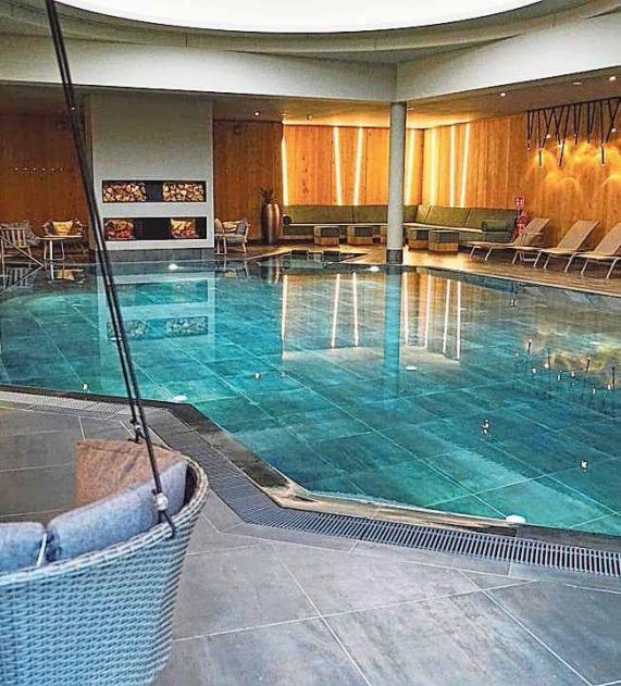 Hotel Auerhahn: Wellness vom Feinsten in Schluchsee