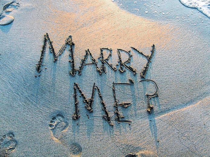 Wie alles beginnt ... die schönsten und originellsten Heiratsanträge