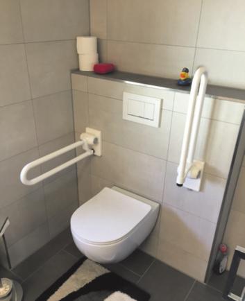 Der Weg zum pflegegerechten Badezimmer