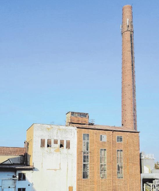 Belebtes Gewerbegebiet statt Industriebrache