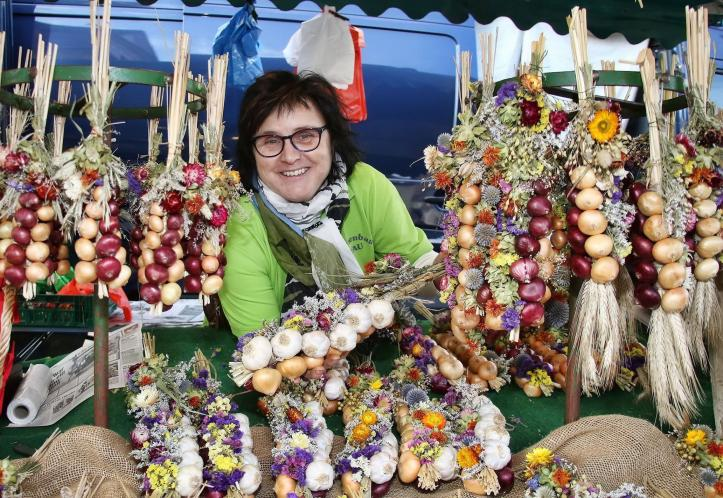 Hettstedt feiert wieder Zwiebelmarkt
