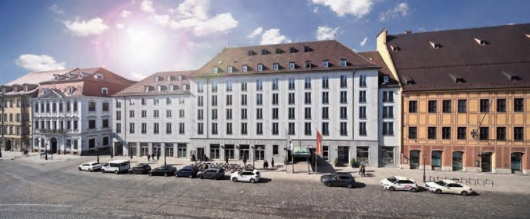 Steigenberger Hotel Drei Mohren: Events by Drei Mohren