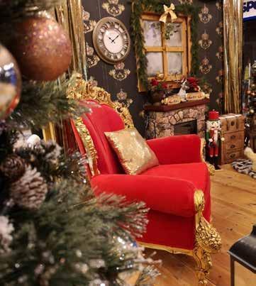 Weihnachts-Wunderland im Schlosspark-Center Schwerin