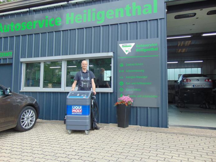Heiligenthal: So bleibt das Automatikgetriebe fit