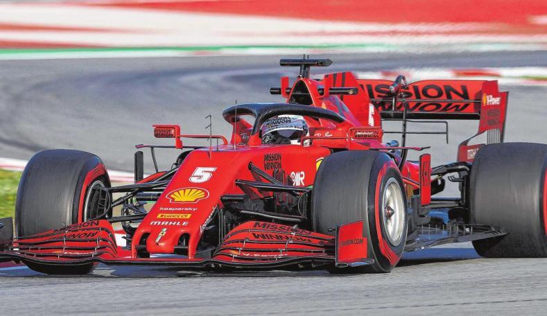 Vettels nächste Attacke auf Mercedes