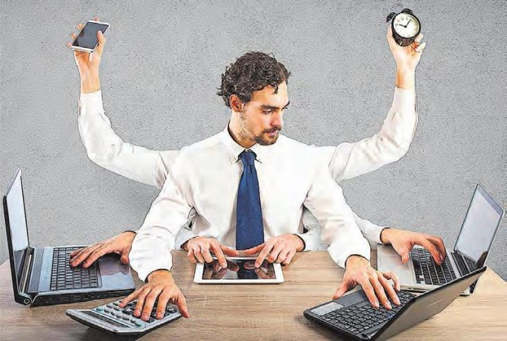 Online-Unterricht erfolgreich umgesetzt