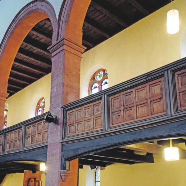 Evangelische Stadtkirche Bad Berleburg