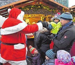 Weihnachtsmarkt Feudingen - Mit viel Herzblut