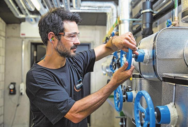 Moderne Technologien im Dienst der Energieffizienz