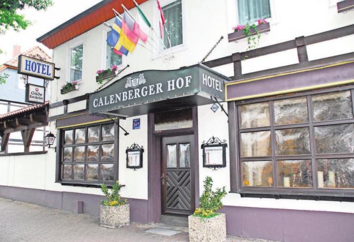 Restaurant Calenberger Hof Pattensen: Karfreitag Fisch ...