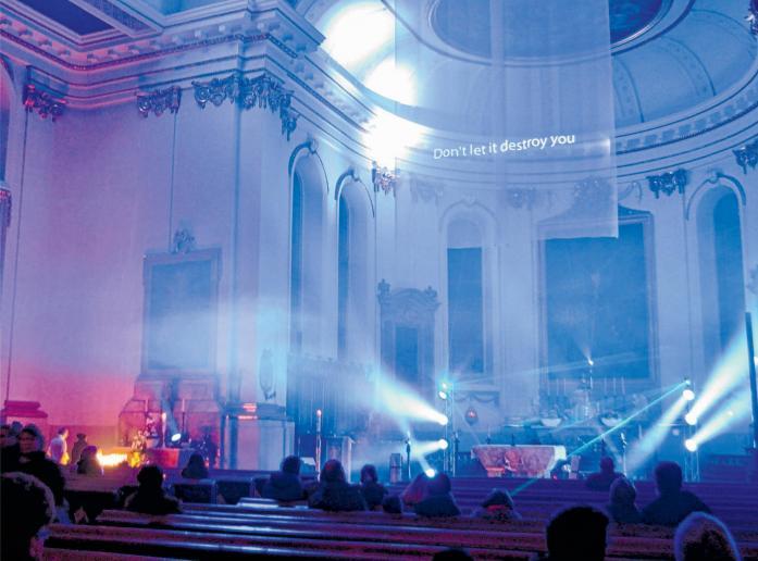 Kirchen leuchten und klingen