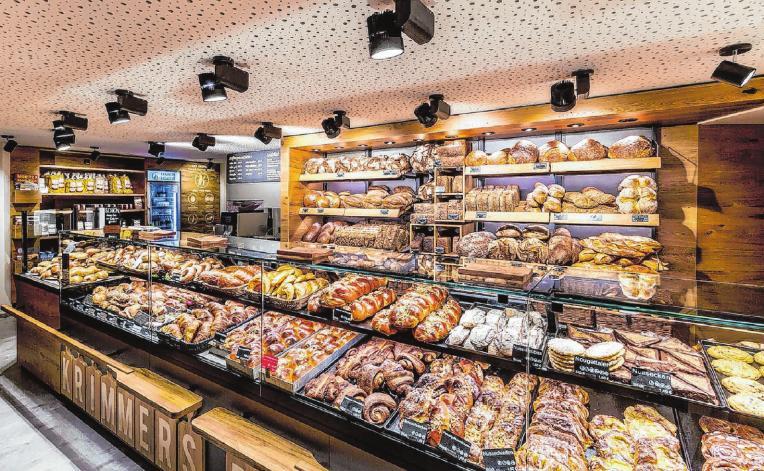 Brot und Brezeln im Rampenlicht