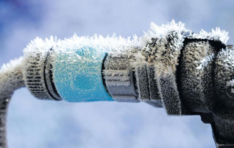 Auf die Kälte gut vorbereitet