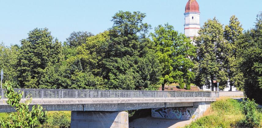 Donauidylle pur