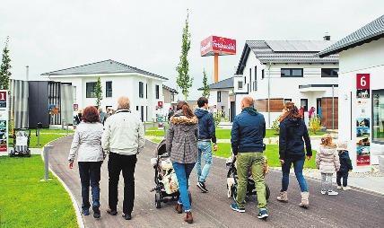 "5. Bundesweiter Aktionstag: ""Tag der Musterhäuser"" am 23. September 2018"