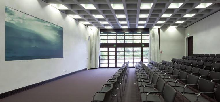Tagungshotel Haus Sankt Ulrich: Stylish, modern, komfortabel