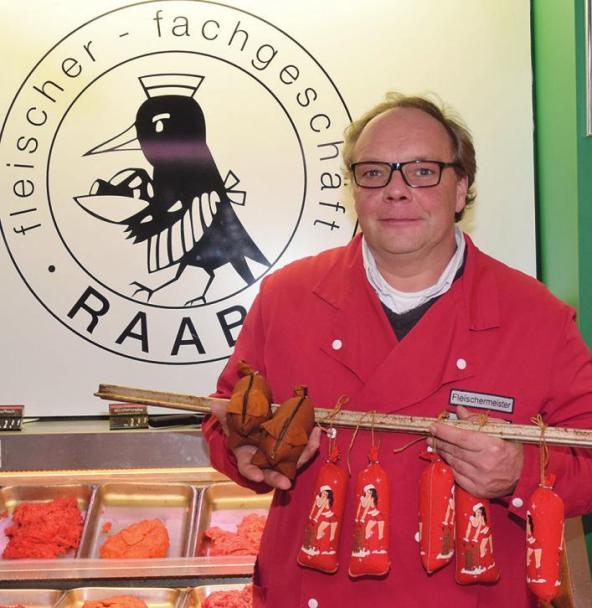 Pinneberger Schlachterei Raabe für leckeren Festtagsbraten