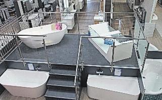 BauCentrum Weißenfels zeigt sich in neuem Ambiente