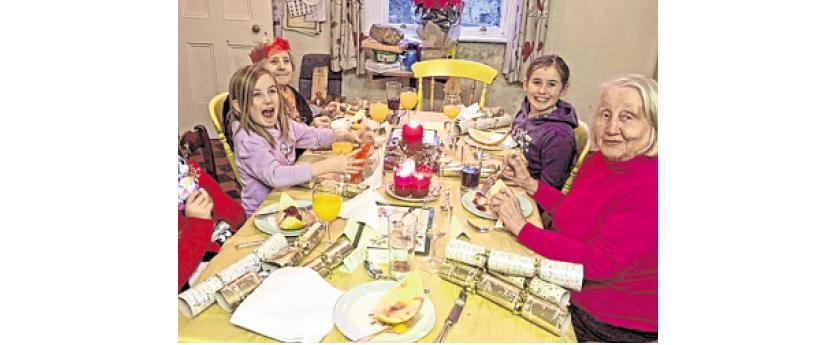 Ein Fest der Großfamilie mit vielen Traditionen