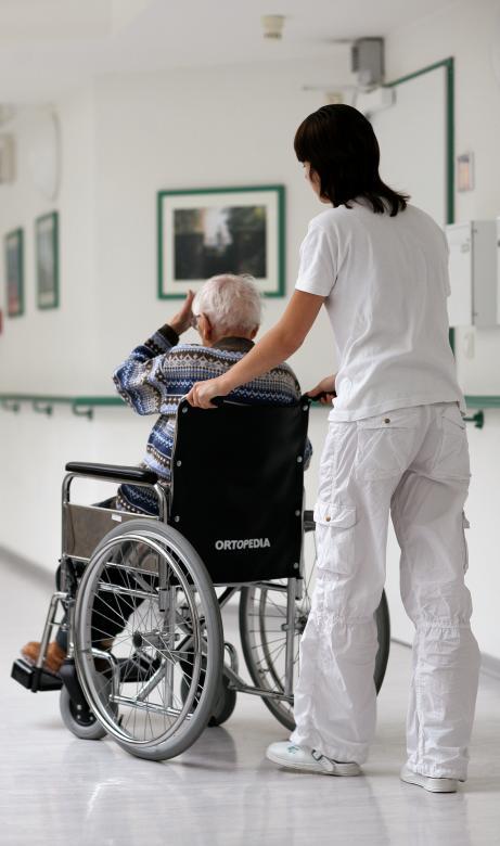 Wertschätzung für Pflegende