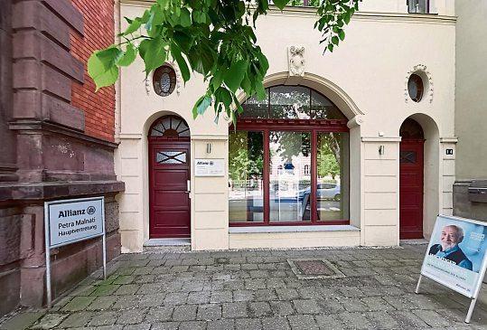 Neue Allianz Hauptvertretung in Quedlinburg