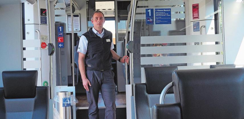 Aargau Verkehr: Mit der Modelleisenbahn fing für Fabian Mathys alles an