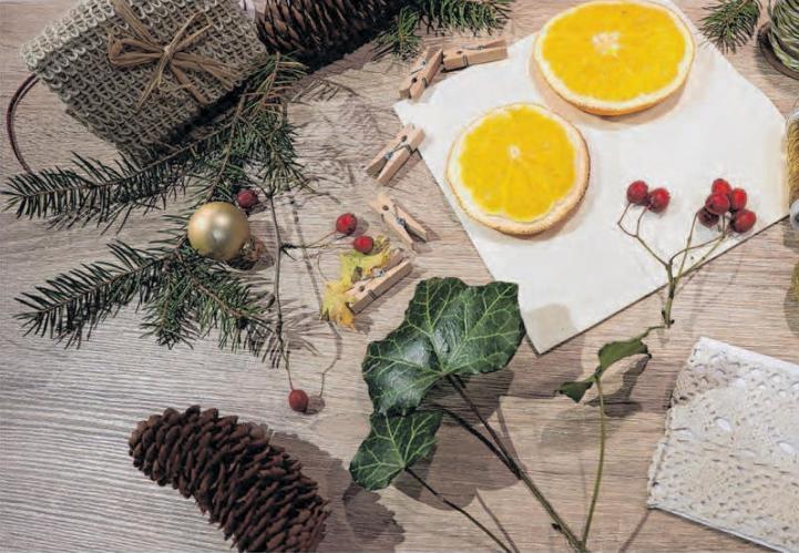 Weihnachten: Die Festtage sind eine gute Gelegenheit, seinen Lebensstil einmal umzustellen und Neues auszuprobieren.