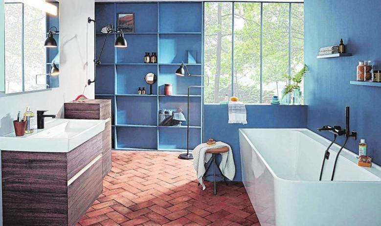 So machen Möbel das Bad wohnlich