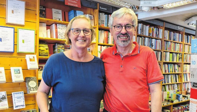 Brillante Autoren begleiten von Anfang an den Weg