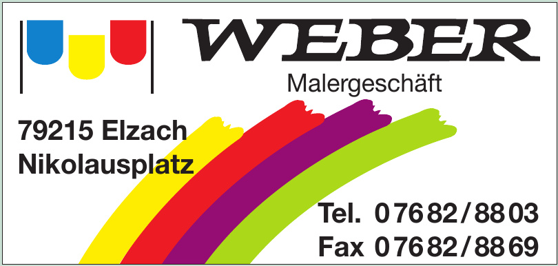 Weber Malergeschäft