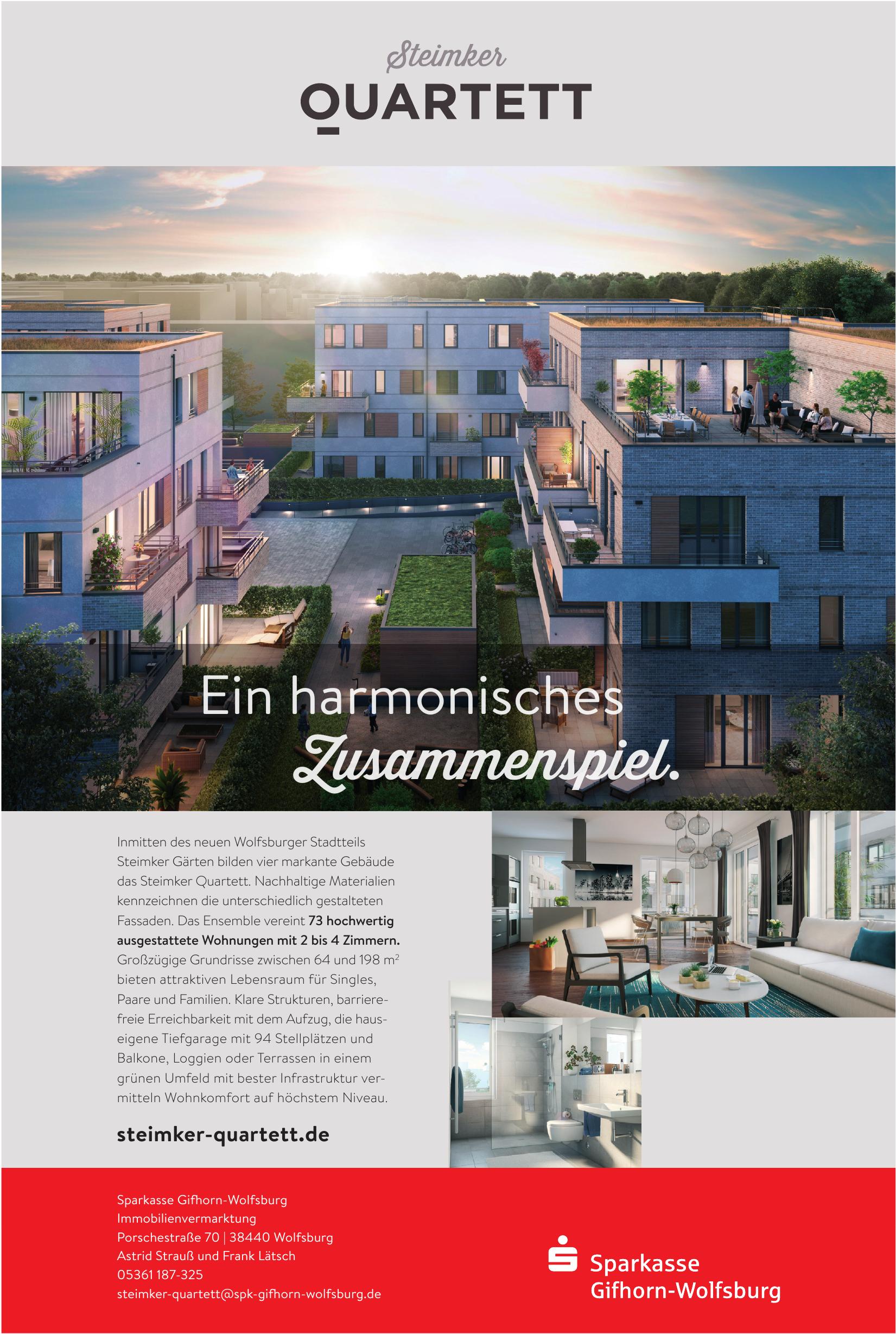 Sparkasse Gifhorn-Wolfsburg - Immobilienvermarktung