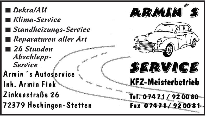 Armin's Autoservice