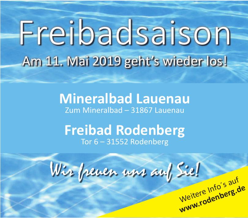 Mineralbad Lauenau